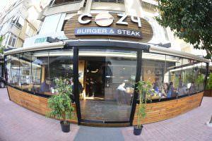 cozy burger steak
